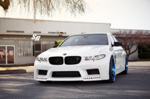 BMW M5 by Hamann and SR Auto Group 2014 года