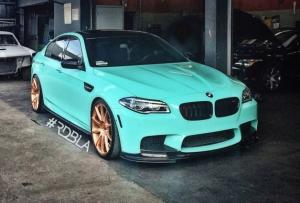 2014 BMW M5 by RDB LA