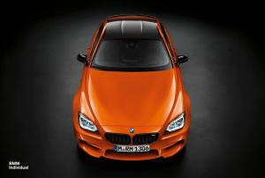 2014 BMW M6 Coupe Individual for Marco Wittmann