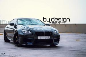 BMW M6 Gran Coupe by ByDesign Motorsport on HRE Wheels 2014 года
