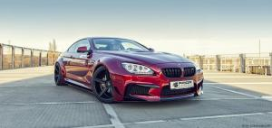 2014 BMW M6 Widebody by Prior Design