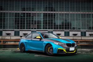 2014 BMW MH2 400 WB by Manhart Racing