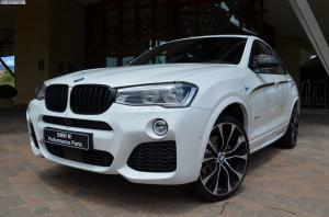 2014 BMW X4 M Performance Parts