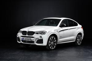 2014 BMW X4 xDrive 2.8i M Performance Accessories