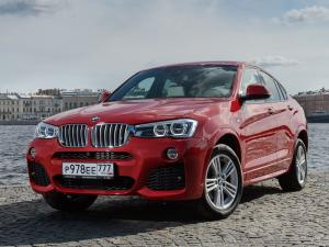 BMW X4 xDrive 3.0d M Sports Package 2014 года