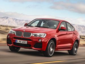 BMW X4 xDrive 3.5i M Sport Package 2014 года