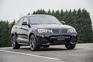BMW X4 xDrive 3.5i M Sports Package 2014 года (US)