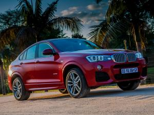 2014 BMW X4 xDrive 3.5i M Sports Package