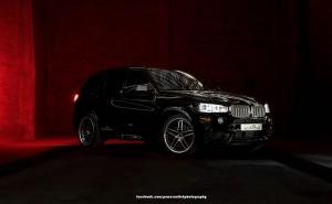 BMW X5 M50d v2 by AC Schnitzer 2014 года