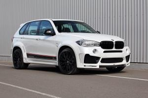 BMW X5 M50d xDrive CLR RS by Lumma Design 2014 года