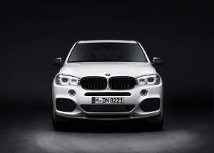 BMW X5 Performance Parts 2014 года