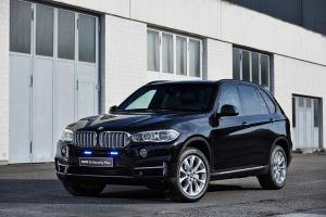 BMW X5 Security Plus 2014 года