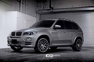 BMW X5 by D2Forged 2014 года