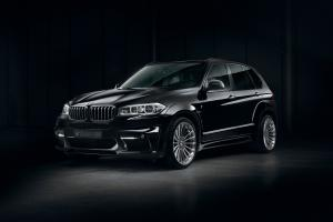 2014 BMW X5 by Hamann