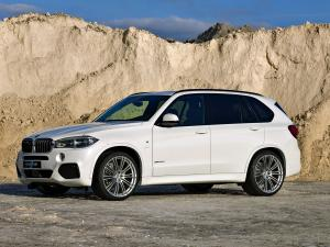 BMW X5 xDrive 3.0d by Hartge 2014 года