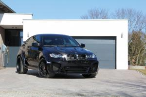 BMW X6 M Typhoon by G-Power 2014 года