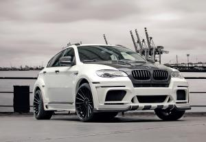 BMW X6 M by DD Customs 2014 года