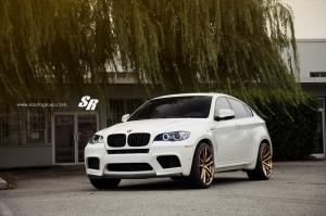 BMW X6 M by SR Auto Group 2014 года