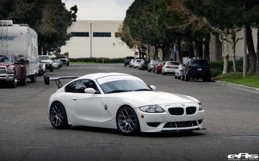 BMW Z4 M Coupe by EAS
