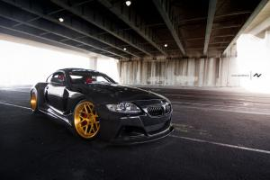 BMW Z4 M by Slek Designs 2014 года