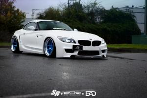 2014 BMW Z4 by Duke Dynamics and SR Auto Group and EAD on Pur Wheels