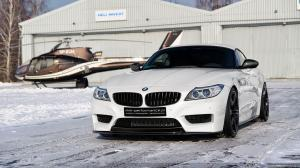 2014 BMW Z4 sDrive 3.5is Mineral White by MM-Performance