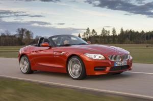 BMW Z4 sDrive 3.5is 2014 года