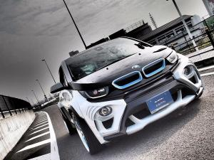 2014 BMW i3 EVO by EVE.RYN