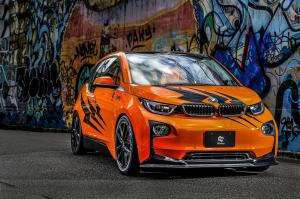 2014 BMW i3 by 3D Design and Studie Thailand