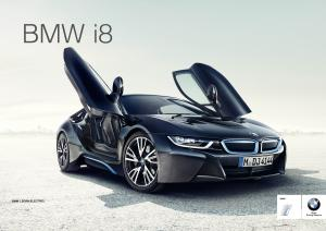BMW i8 Launch Campaign 2014 года