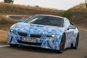 2014 BMW i8 Prototype
