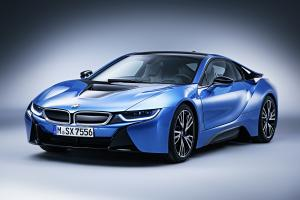 BMW i8 Pure Impulse Package 2014 года