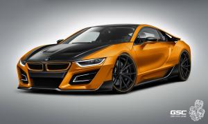 2014 BMW i8 iTRON by German Special Customs