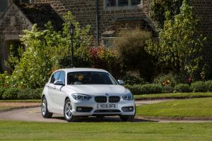 BMW 116d EfficientDynamics Edition 5-Door 2015 года (UK)