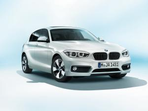 BMW 116d EfficientDynamics Edition 5-Door 2015 года