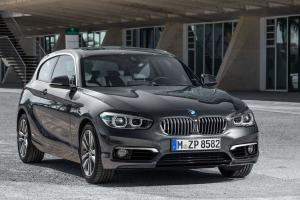 BMW 120d Urban Line 3-Door 2015 года