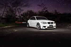 BMW 1M by Antelope Ban on ADV.1 Wheels (ADV5MV2SL) 2015 года