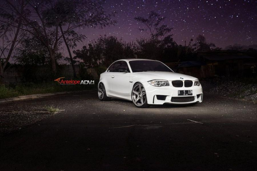 BMW 1M by Antelope Ban on ADV.1 Wheels (ADV5MV2SL)