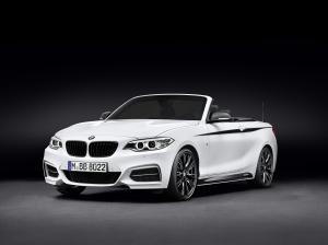 BMW 2-Series Convertible M Performance Accessories 2015 года