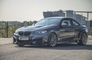 BMW 2-Series Coupe by Prior Design 2015 года