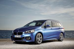 BMW 220i Gran Tourer M Sport Package 2015 года