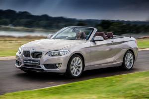 2015 BMW 228i Convertible Luxury Line