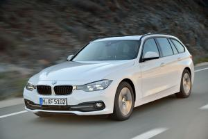 2015 BMW 320d Touring EfficientDynamics Edition Sport Line