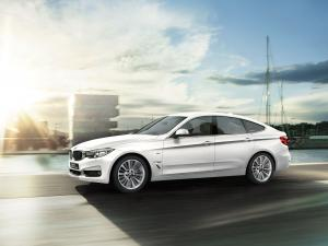 BMW 320i Gran Turismo Lounge Edition 2015 года