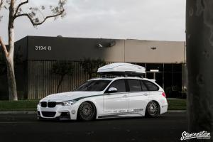 BMW 328ix Wagon Von Doom by Chen 2015 года