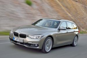 2015 BMW 330d Touring Luxury Line