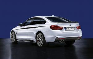2015 BMW 4-Series Gran Coupe M Performance Accessories