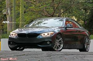 2015 BMW 428i Coupe on ADV.1 Wheels (ADV50MV2CS)
