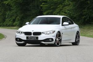 2015 BMW 435d Coupe xDrive by G-Power