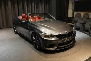 2015 BMW 435i Convertible M Performance by Abu Dhabi Motors
